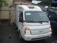 Hyundai Porter2. Рефрижератор
